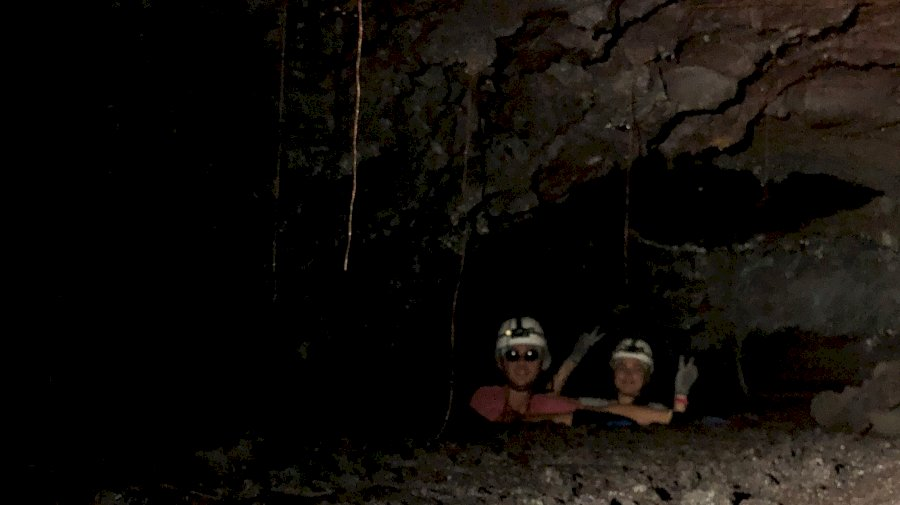 Tunnel de laves